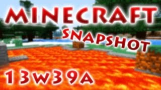 Minecraft Snapshot 13w39a - RedCrafting Review