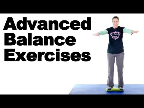 7 Best Advanced Balance Exercises Ask Doctor Jo
