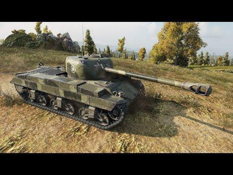 WoT T20 9k damage combined - Malinovka