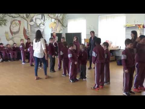 Seachtain na Gaeilge 2017: Walls of Limerick 2nd/3rd