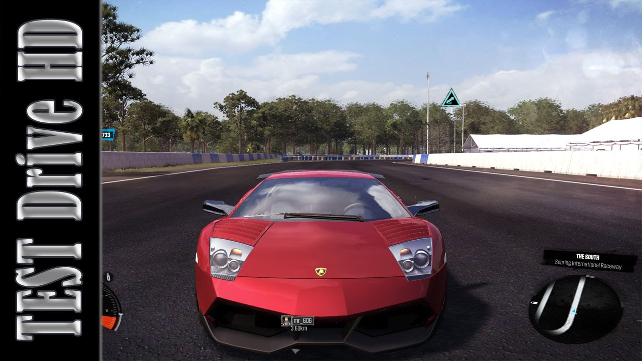 lamborghini murcielago lp640 | perf spec - the crew - test drive