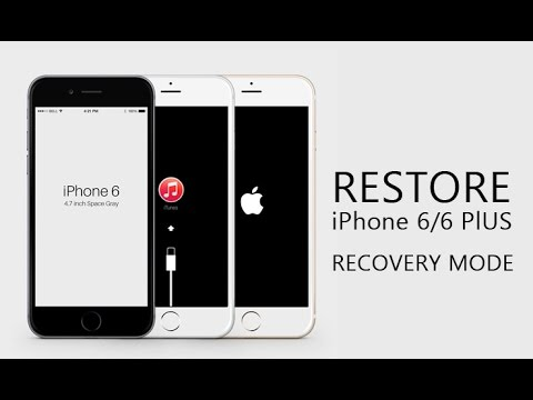 iphone 6 stuck in recovery mode how to fix iphone 6 6 plus stuck on recovery mode 19337