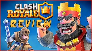 Clash Royale Review - NEW SUPERCELL GAMEPLAY