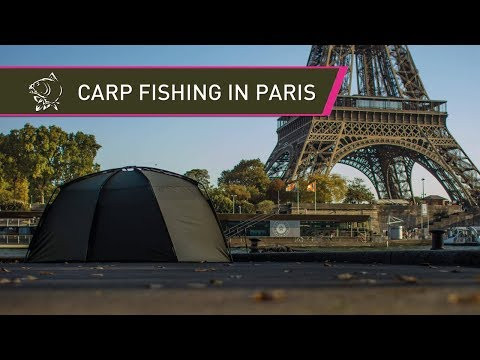 Carp Fishing In Paris!