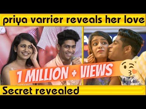 Priya Prakash Varrier Reveals Her Love Story | Cute Reactions | Oru Adaar Love | Ottavaai