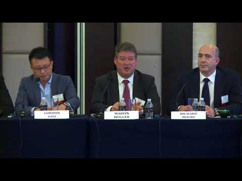 2018 International Shipping Forum - China - Alternative Finance & Private Equity