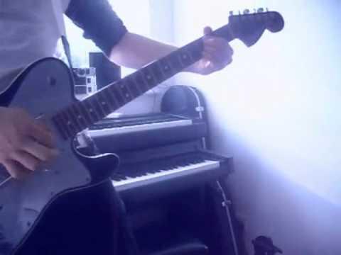 Hyper Chondriac Music | Muse | Guitar (Piano) Cover