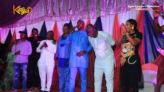 Odunlade Kolawole Ajeyemi Ibrahim Chatta Fathia  Segun Ogungbes Film School Graduation