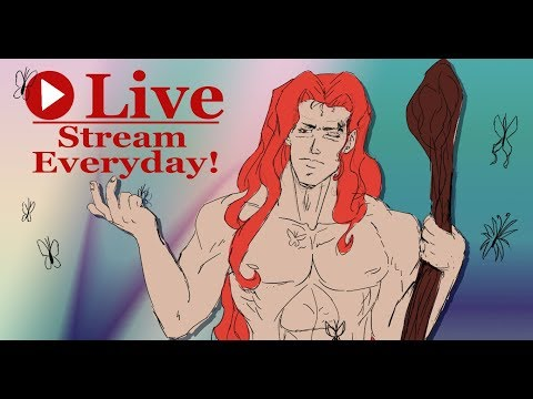 YAY I'M BACK..... Live streaming everyday - Not a challenge to me maybe to you!