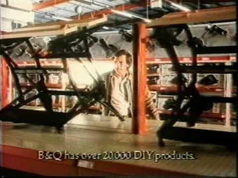 Tony Collins :: B&Q Advert