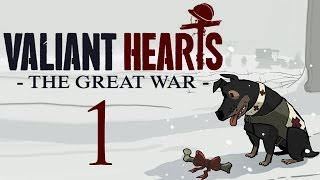 видео Игра Valiant Hearts: The Great War