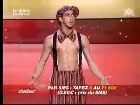 Made in Morocco - Salah break dance M6
