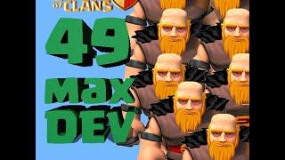 49 MAX SEVİYE DEV SALDIRISI : 3 YILDIZ : Clash Of Clans - Yalnız Asker #4 | sonsuzadam