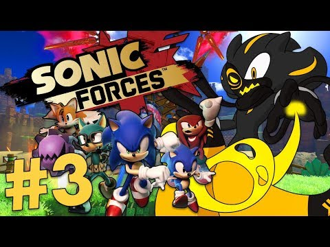 REUNION OF BEST FRIENDS | Sonic Forces | #3