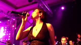 Crazy In Love big band cover version - Ela Alegre