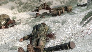 Arma 3: KASHMIR zombies vs INDIAN & PAKISTANI army