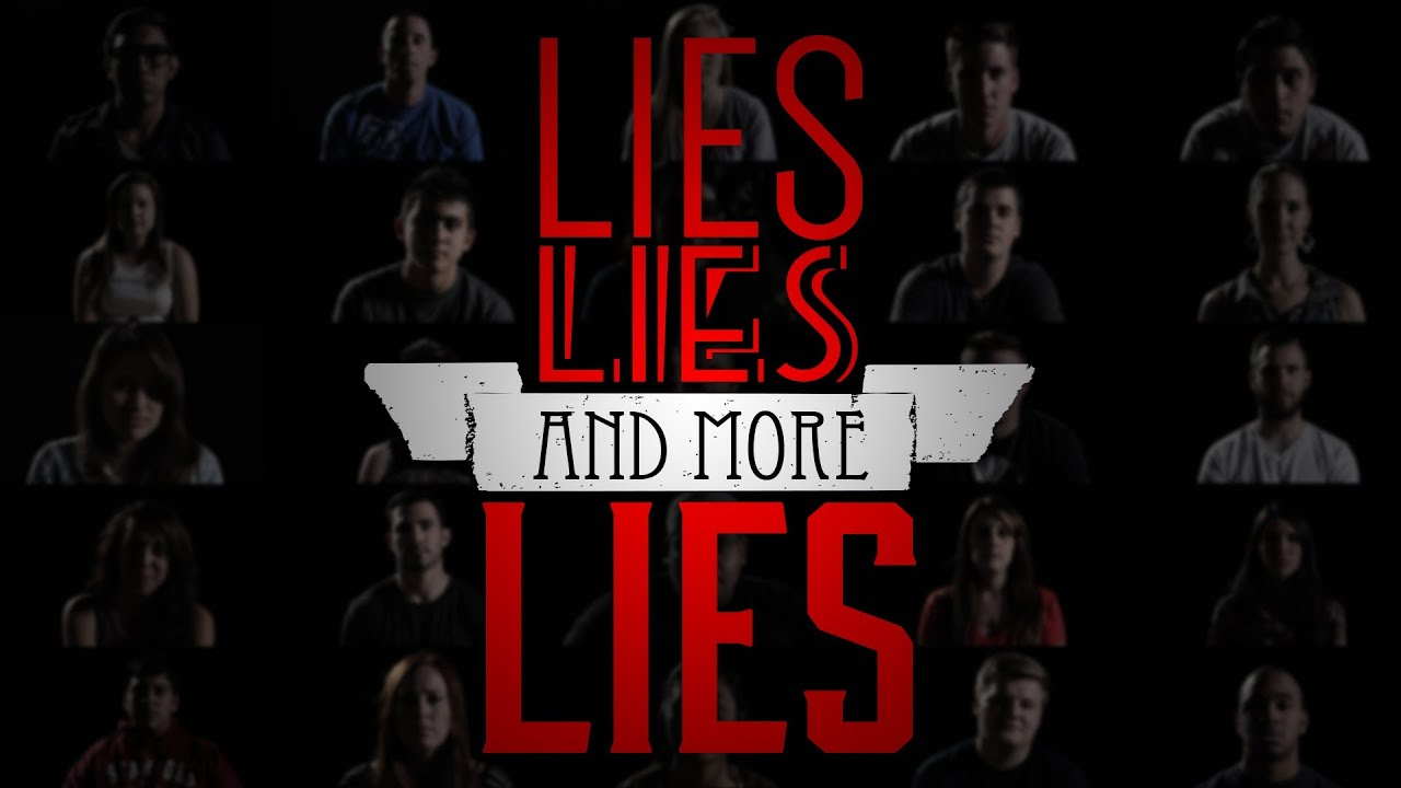 Lies Lies and More Lies :: Spoken Word - YouTube.