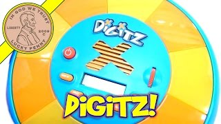 Digitz Electronic Math Learning and Timed Math Practice Game 2007