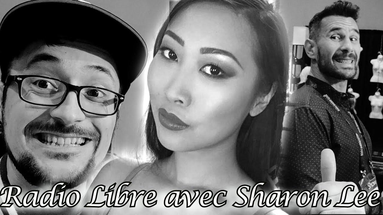 Sharon Lee neckt uns mit Ihrem nackten, eingeölten Körper