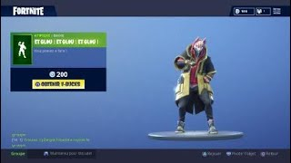 Fortnite BUG des Nomad Capes