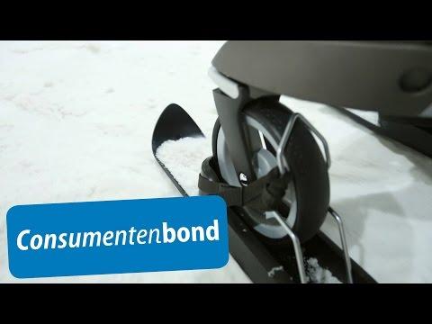 AXSO Kinderwagen Ski's - Review (Consumentenbond)