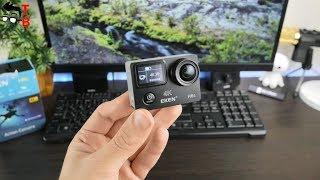 обзор экшн камеры Eken H6S