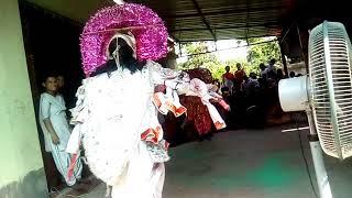Girl's student chhou dance || Chelyama B.C girls high school 22/09/2017  from purulia ||