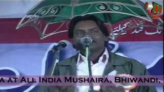 Altaf Ziya - Qafas Mein Hu Mujhe Azadiyan Awaaz Deti Hain [HD] MUSHAIRA MEDIA