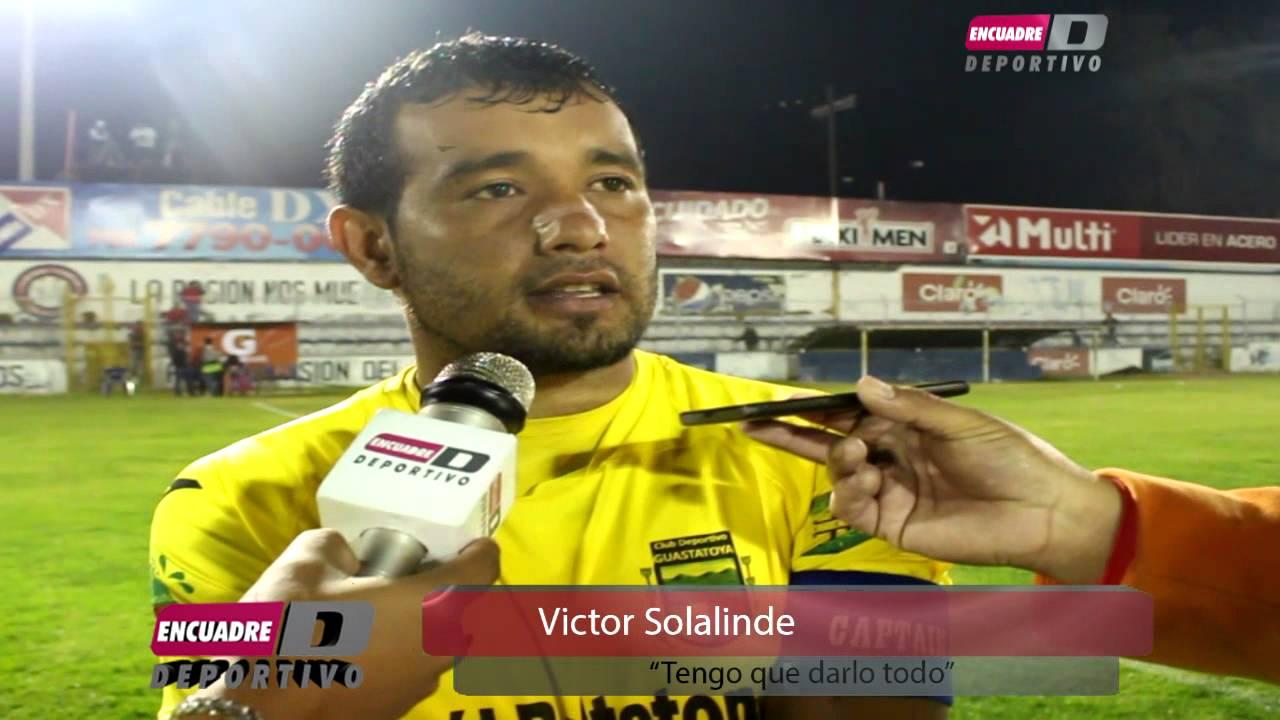 Victor Solalinde: \