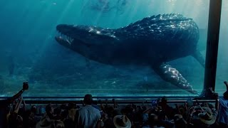 JURASSIC WORLD - 'RealD 3D' Featurette (2015) Chris Pratt Dinosaur Movie [720p]