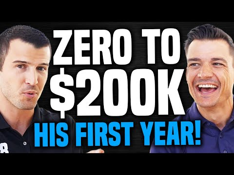 Zero To $200K AP In His First Year As An Insurance Agent!