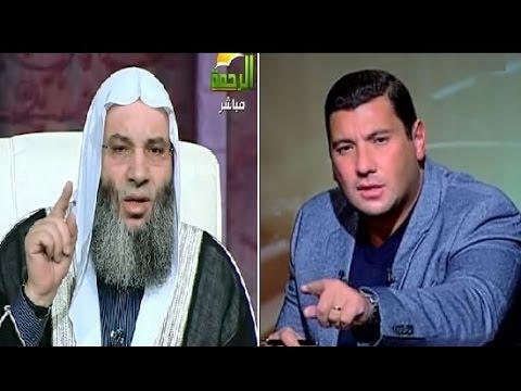 محمد حسان يرد ويفحم اسلام البحيري بعد إنكاره للسنة ويلقنه درساً في 4 دقائق فقط