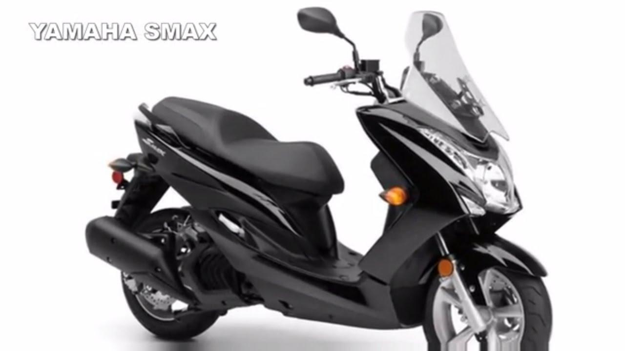 Yamaha automatic motorcycle