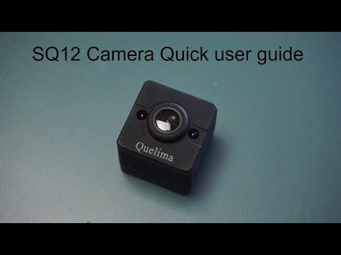SQ12 Camera Quick user guide