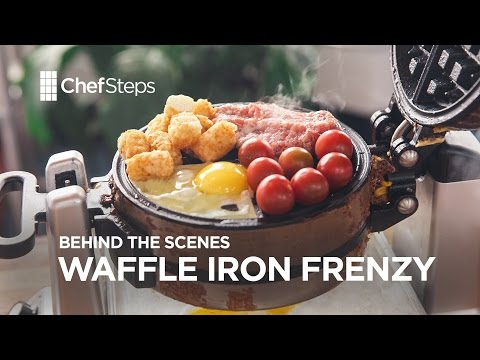 This Is What Happens When You Waffle Iron Everything