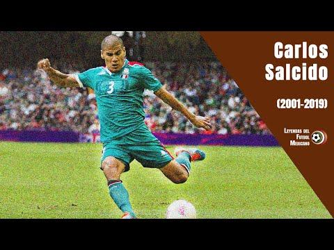 CARLOS SALCIDO, una conmovedora historia de éxito (2001-2019)