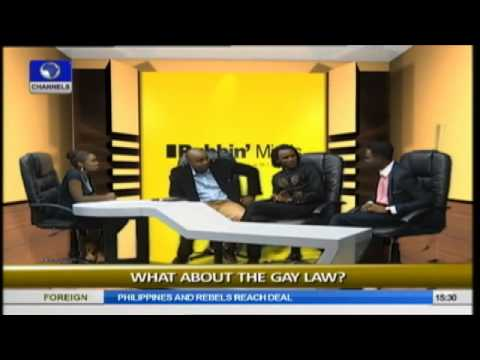 Gay Rights Act Will Enhance Morality  - Lawyer  Prt3