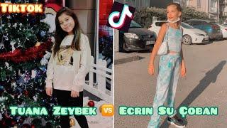 Ecrin Su Çoban 🆚 Tuana Zeybek |TikTok s|