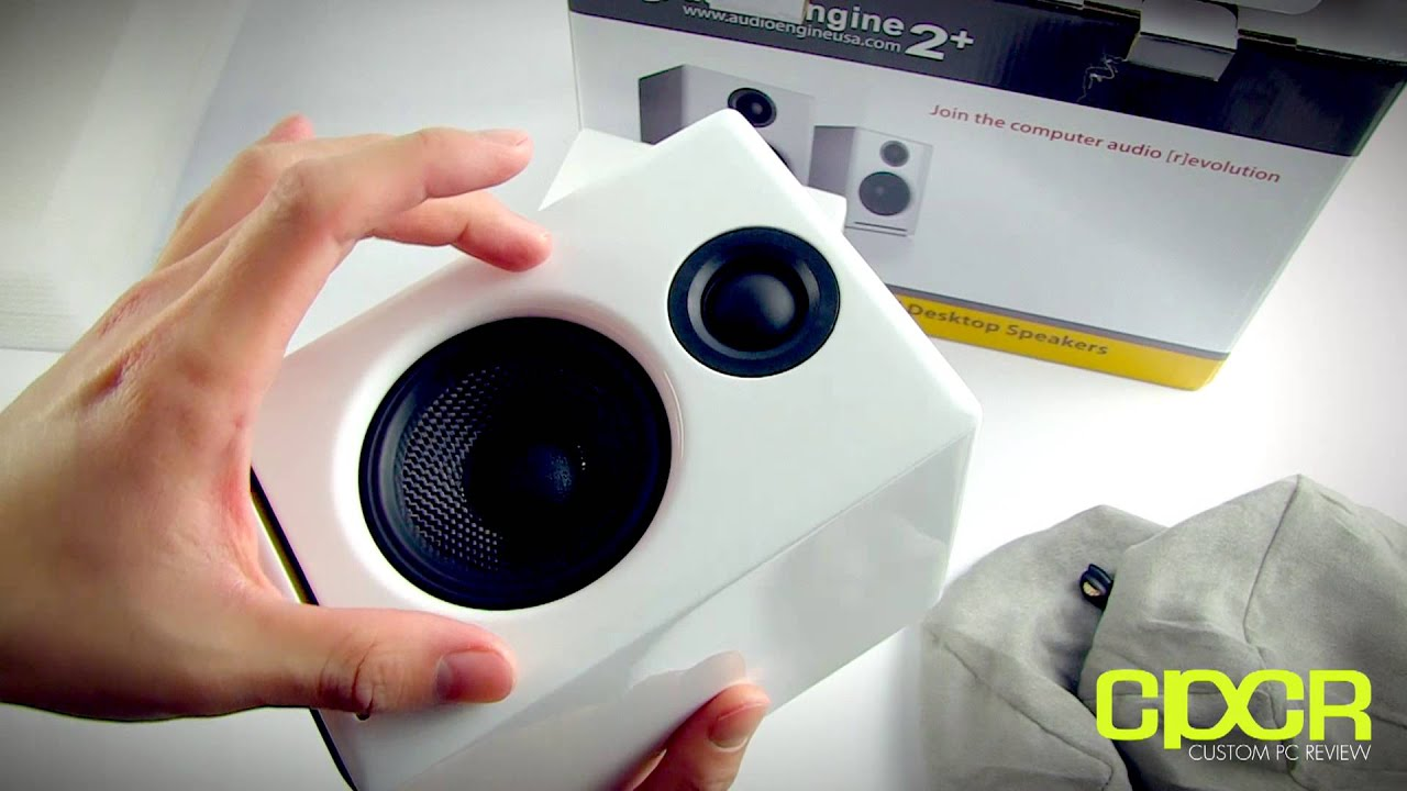 A2 premium powered desktop speakers youtube - Audioengine A2 Desktop Powered Speakers Unboxing Written Review Youtube
