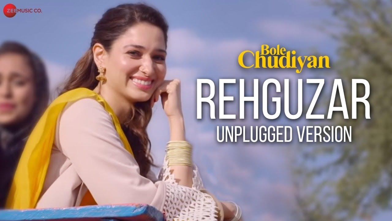 Rehguzar Unplugged Version - Bole Chudiyan | Nawazuddin & Tamannaah | Samira Koppikar |Puneet Sharma