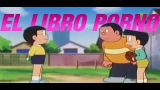 DORAEMON PARODIA | EL LIBRO PORNO