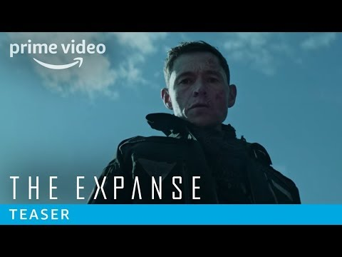 The Expanse Season 4 - Teaser: Premiere Date | Prime Video
