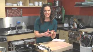 Cooking Demo: Caramelized Balsamic Crimini Mushrooms - King5.com Seattle