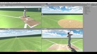 VR Baseball Demo 20161208