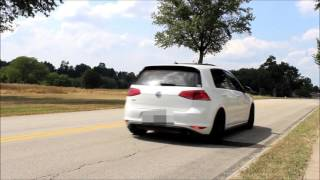 REMUS Turboback Exhaust System - Mk7 GTI