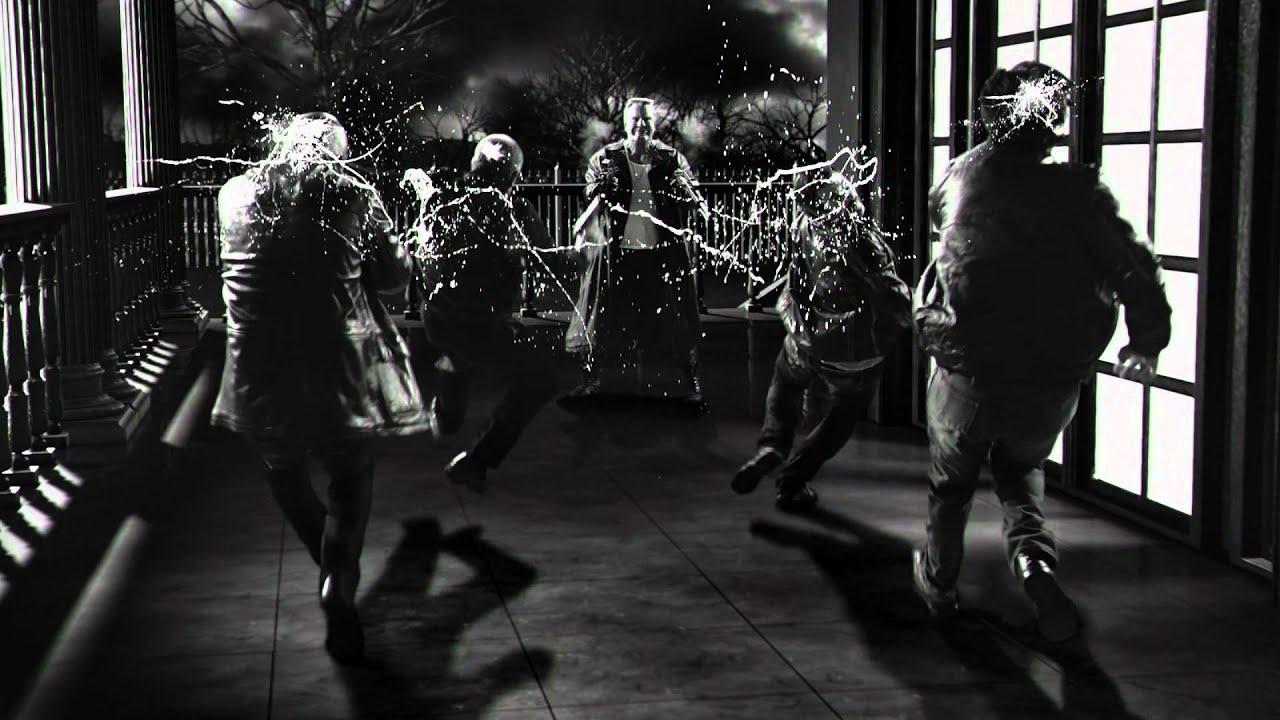 Frank Miller S Sin City A Dame To Kill For Marv Kills