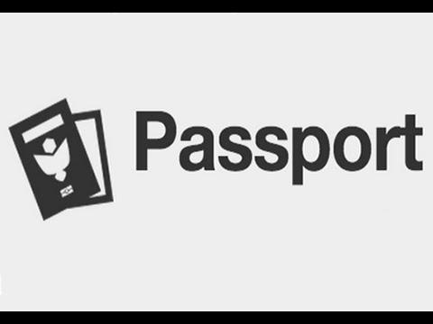 Web Dev - CS4550 - Simple MEAN plus Passport JS Authentication