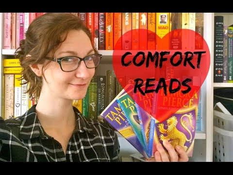 Rosy Talks Comfort Reads (Or, Rosy loves The Song of the Lioness Quartet by Tamora Pierce)