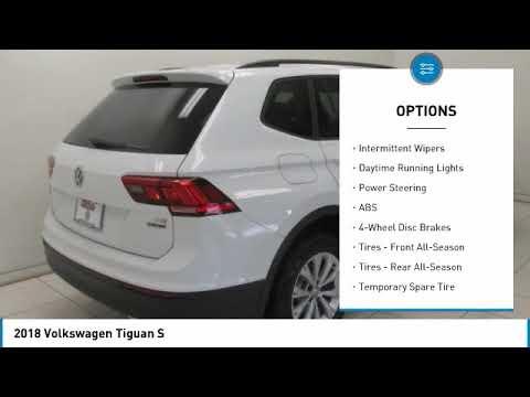 2018 Volkswagen Tiguan I7168