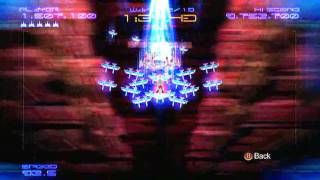 Galaga Legions DX Championship #1 score replay